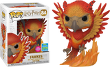 Harry Potter - Fawkes Flocked Pop! Vinyl Figure (2019 Summer Convention Exclusive) (RS) - Rogue Online Pty Ltd