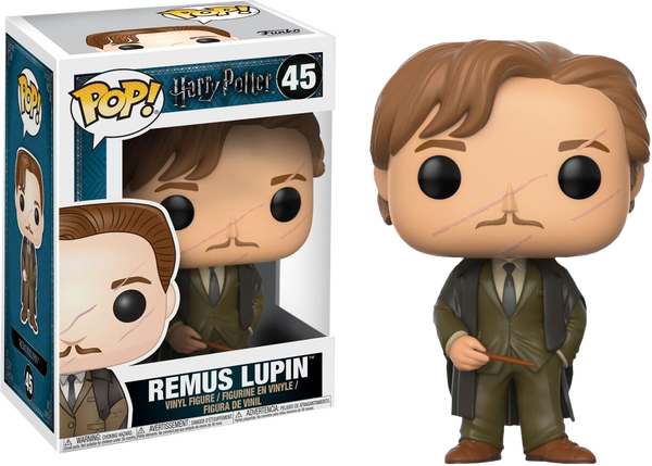 Harry Potter - Remus Lupin Pop! Vinyl Figure - Rogue Online Pty Ltd