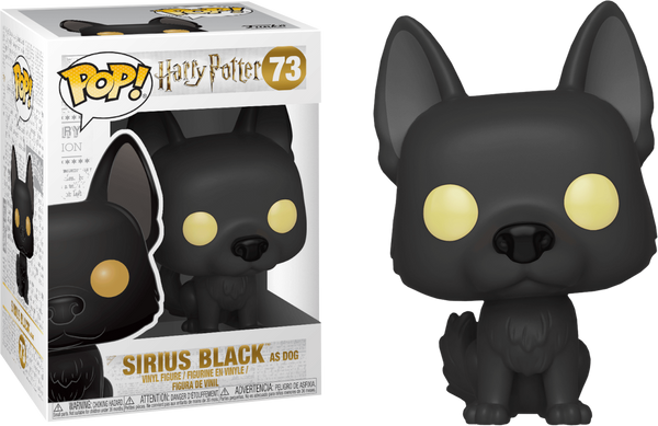 Harry Potter - Sirius Black as Dog Pop! Vinyl Figure - Rogue Online Pty Ltd
