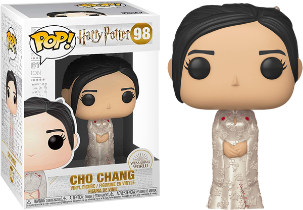 Harry Potter and the Goblet of Fire - Cho Chang Yule Ball Pop! Vinyl Figure - Rogue Online Pty Ltd