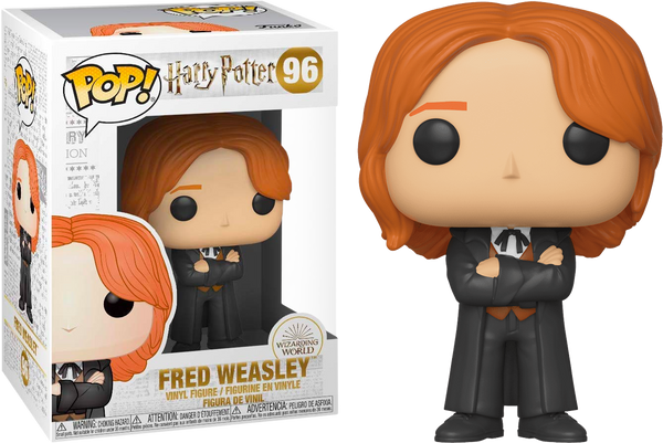 Harry Potter and the Goblet of Fire - Fred Weasley Yule Ball Pop! Vinyl Figure - Rogue Online Pty Ltd