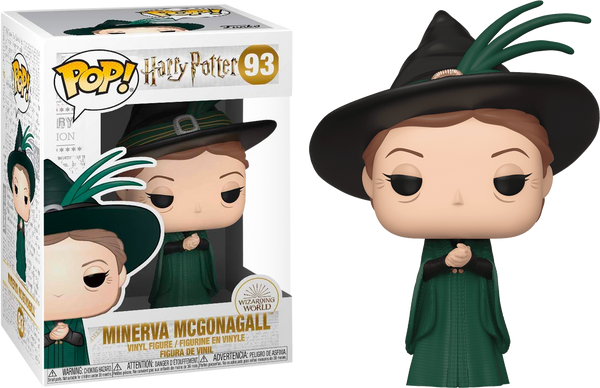 Harry Potter and the Goblet of Fire - Minerva McGonagall Yule Ball Pop! Vinyl Figure - Rogue Online Pty Ltd