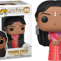 Harry Potter and the Goblet of Fire - Padma Patil Yule Ball Pop! Vinyl Figure - Rogue Online Pty Ltd