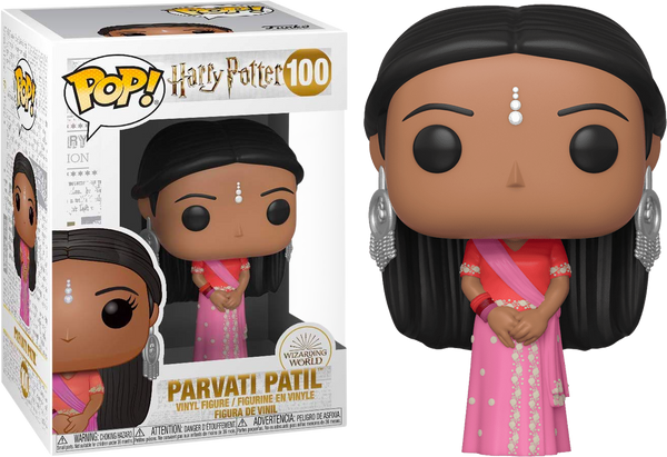 Harry Potter and the Goblet of Fire - Parvati Patil Yule Ball Pop! Vinyl Figure - Rogue Online Pty Ltd