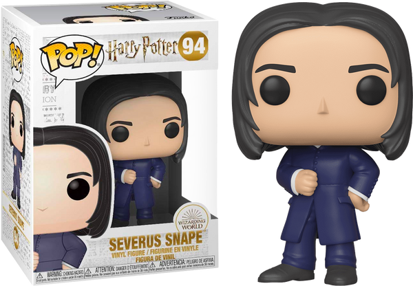 Harry Potter and the Goblet of Fire - Severus Snape Yule Ball Pop! Vinyl Figure - Rogue Online Pty Ltd