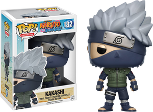 Naruto Shippuden - Kakashi Pop! Vinyl - Rogue Online Pty Ltd