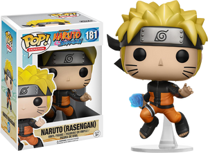 Naruto Shippuden - Naruto (Rasengan) Pop! Vinyl - Rogue Online Pty Ltd