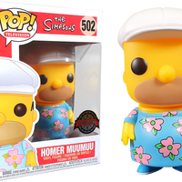 The Simpsons - Homer in Muumuu Pop! Vinyl (RS) - Rogue Online Pty Ltd