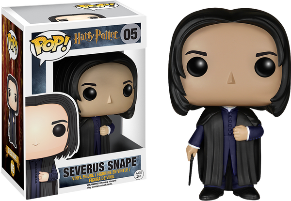 Harry Potter - Severus Snape Pop! Vinyl Figure - Rogue Online Pty Ltd