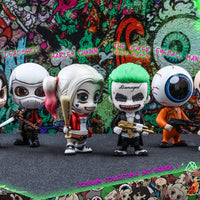 Hot Toys: Suicide Squad - Series 1 Cosbaby Set (6 Figures) - Rogue Online Pty Ltd