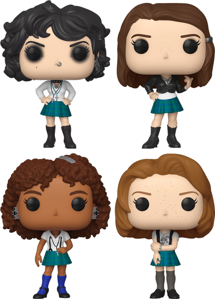 The Craft - The Rule of Three Pop! Vinyl Bundle (Set of 4) - Rogue Online Pty Ltd