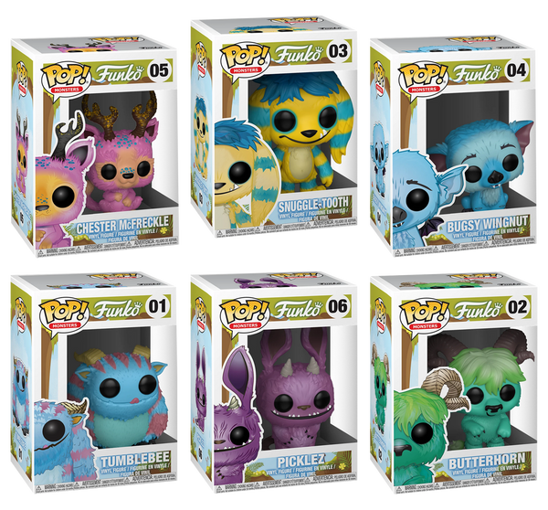 Wetmore Forest - Spring Edition Funko Exclusive BUNDLE SET - Rogue Online Pty Ltd