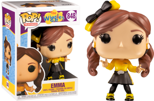 The Wiggles - Emma Pop! Vinyl Figure