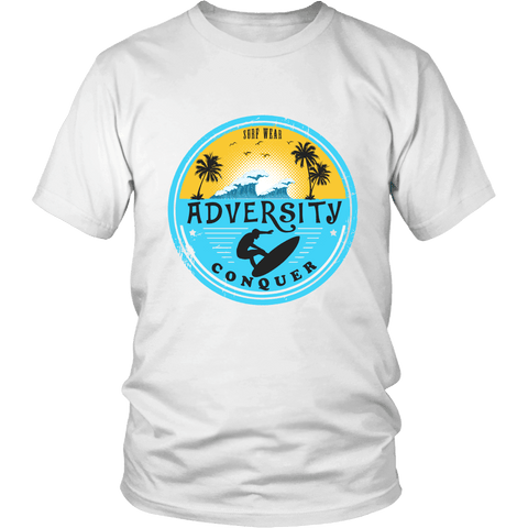 Adversity Surf Shirt, T-shirt - ADVERSITY GEAR
