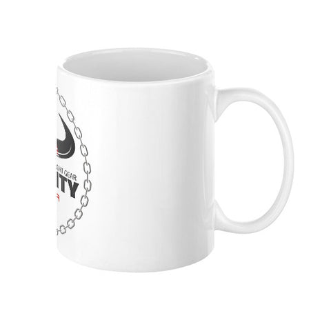 Chained Coffee Mug, Mug - ADVERSITY GEAR