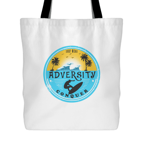 Adversity Surf Beach Bag, Tote Bags - ADVERSITY GEAR