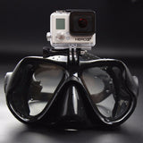Diving Mask With GoPro Attachment, Surf Equipment, - ADVERSITY GEAR