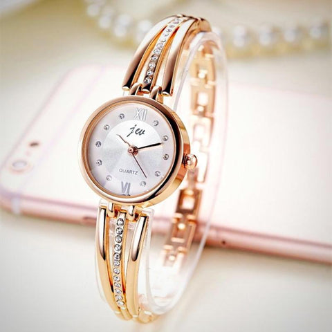 Luxury Ladies Rhinestone Watch, Watch - ADVERSITY GEAR