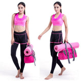 Womens Yoga Fitness Bag, Sports Bag - ADVERSITY GEAR
