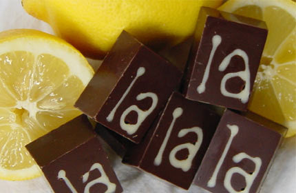 lala lemon indulgence - Chocolala