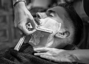 Pre-Shave Oil - The Answer To Irritation, Bumps & Razor Burns