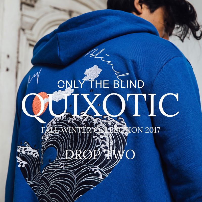 FALL WINTER COLLECTION THREE - DROP TWO LOOKBOOK 2017