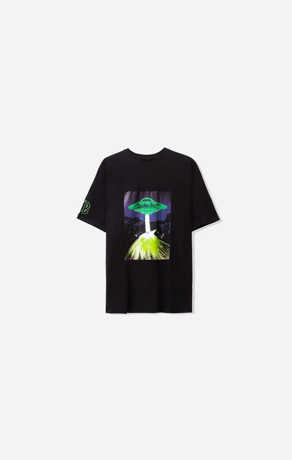 Black Abduction T-Shirt