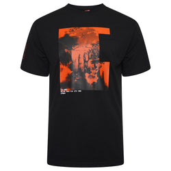 Black Waterfall T-shirt