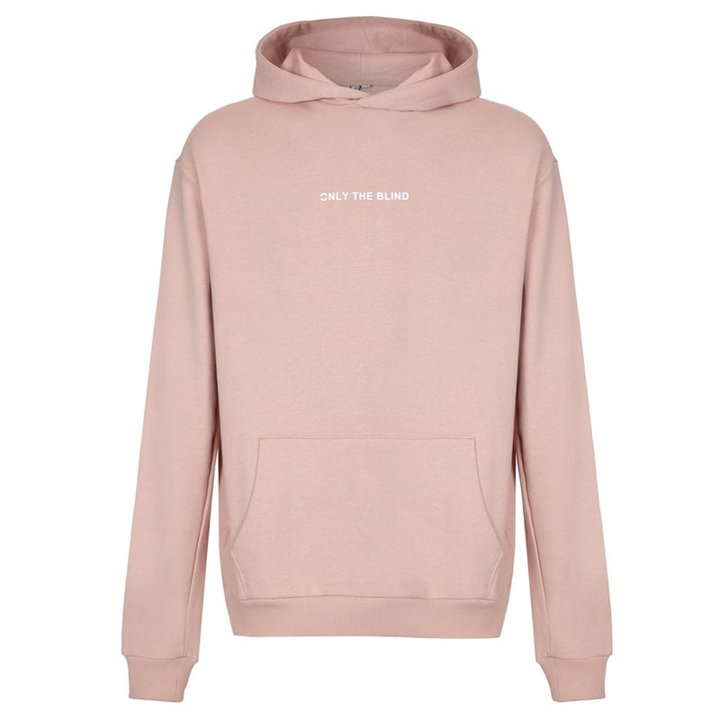Essential Cotton Dust Pink Sweatshirt