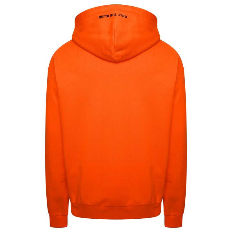Essential Cotton Flame Oversized Sweatshirt