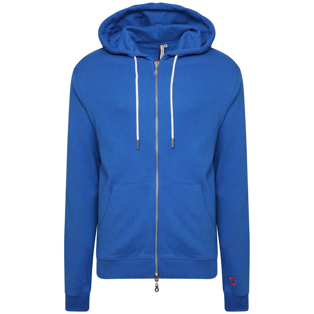 Only The Blind hoodie blue cobalt waves