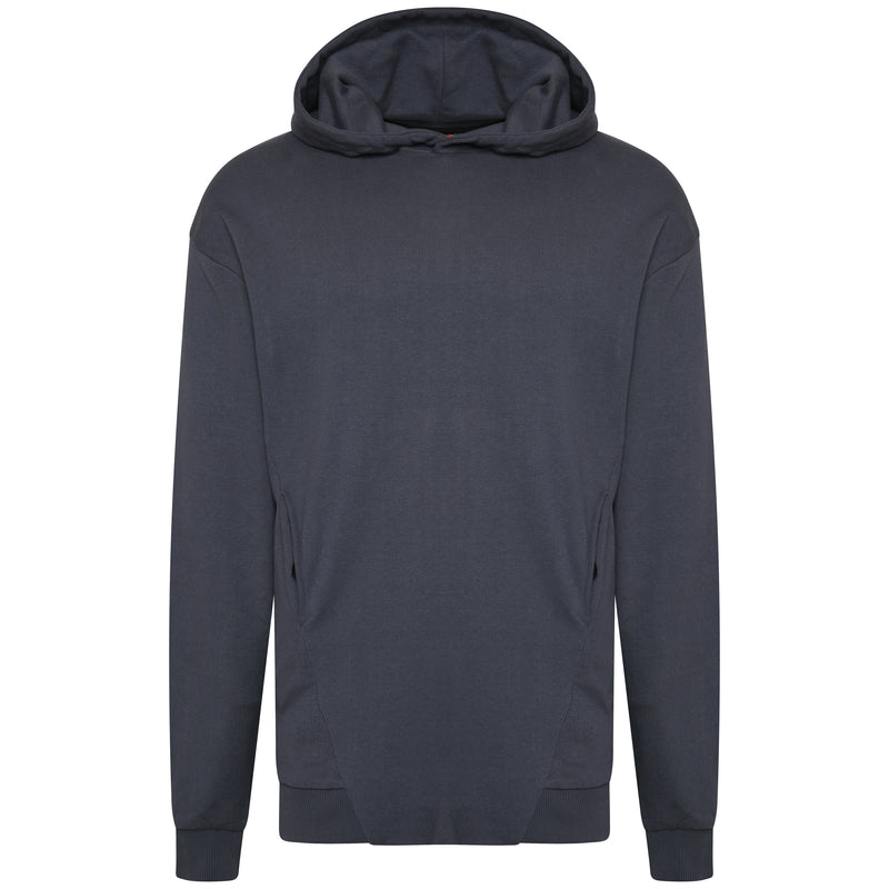 Branded embroidered hoodie by Only The Blind