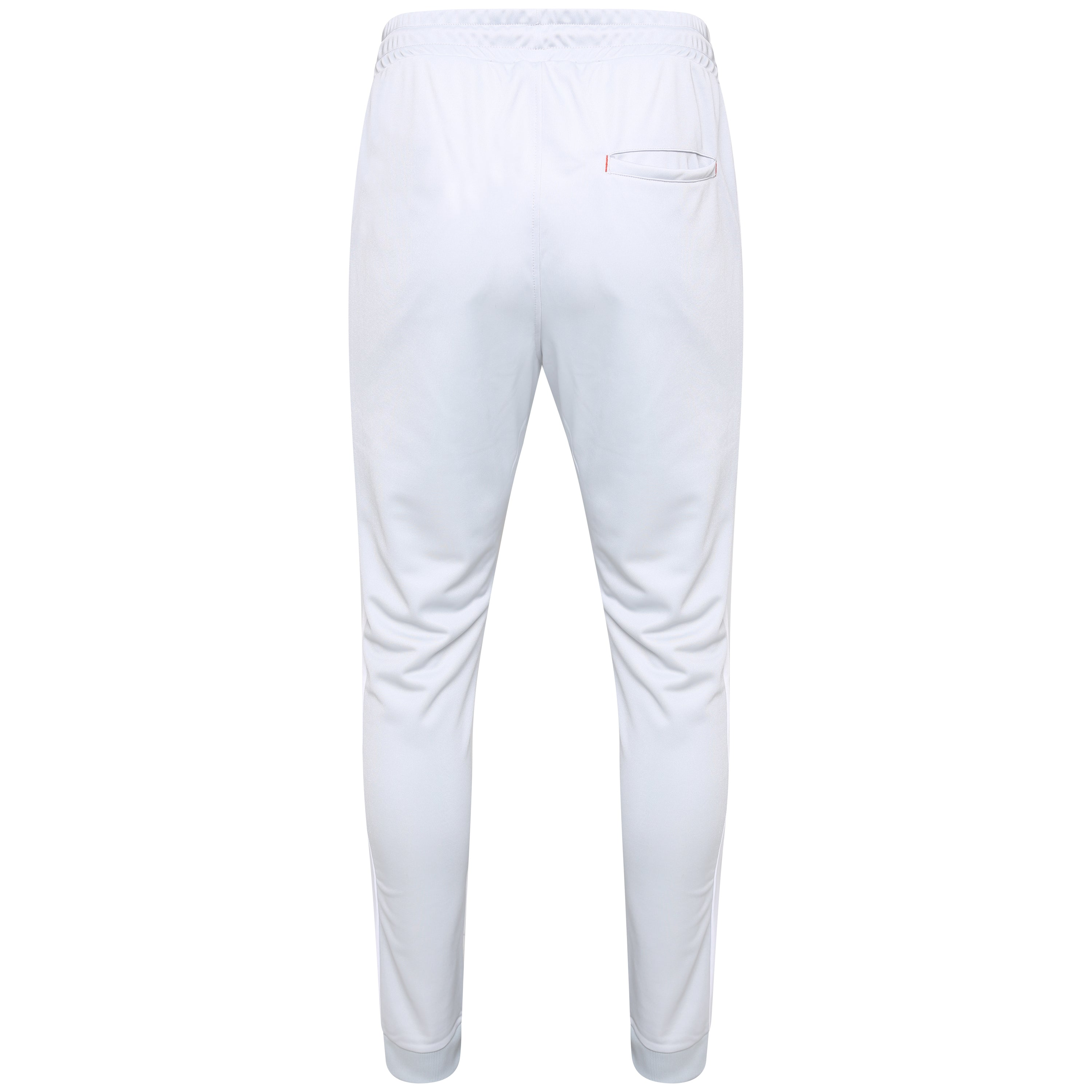 Technical glacier grey poly pant