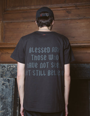 Black Statement T-Shirt