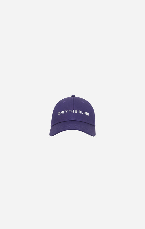Signature Purple Baseball Cap