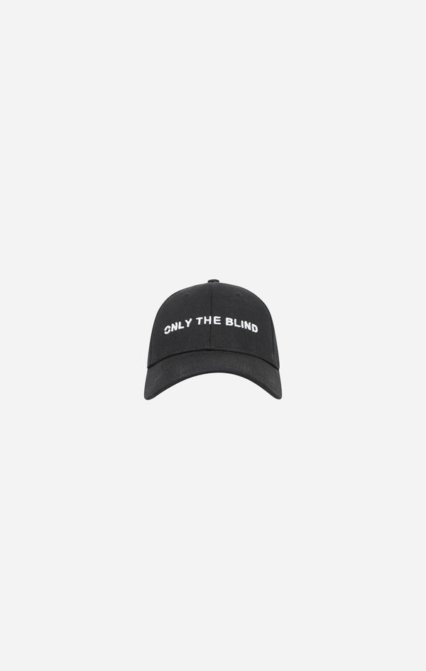 Signature Black Baseball Cap