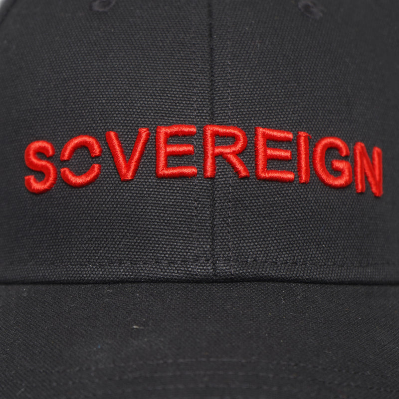 Black Sovereign Baseball Cap