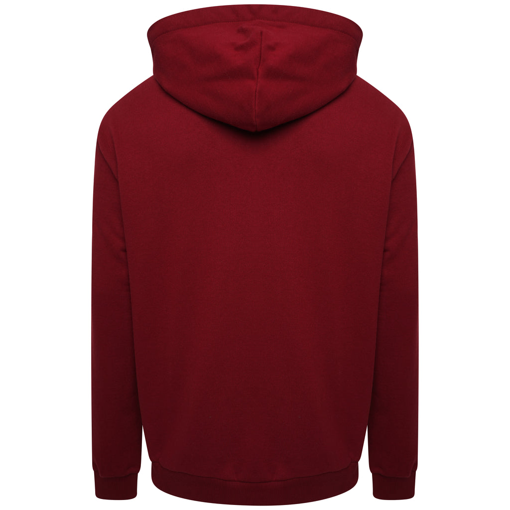 Essential Cotton Maroon Sweatshirt