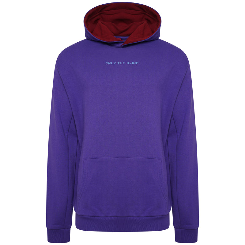 Essential Cotton Deep Purple Sweatshirt