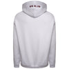 Cotton White Statement Sweatshirt