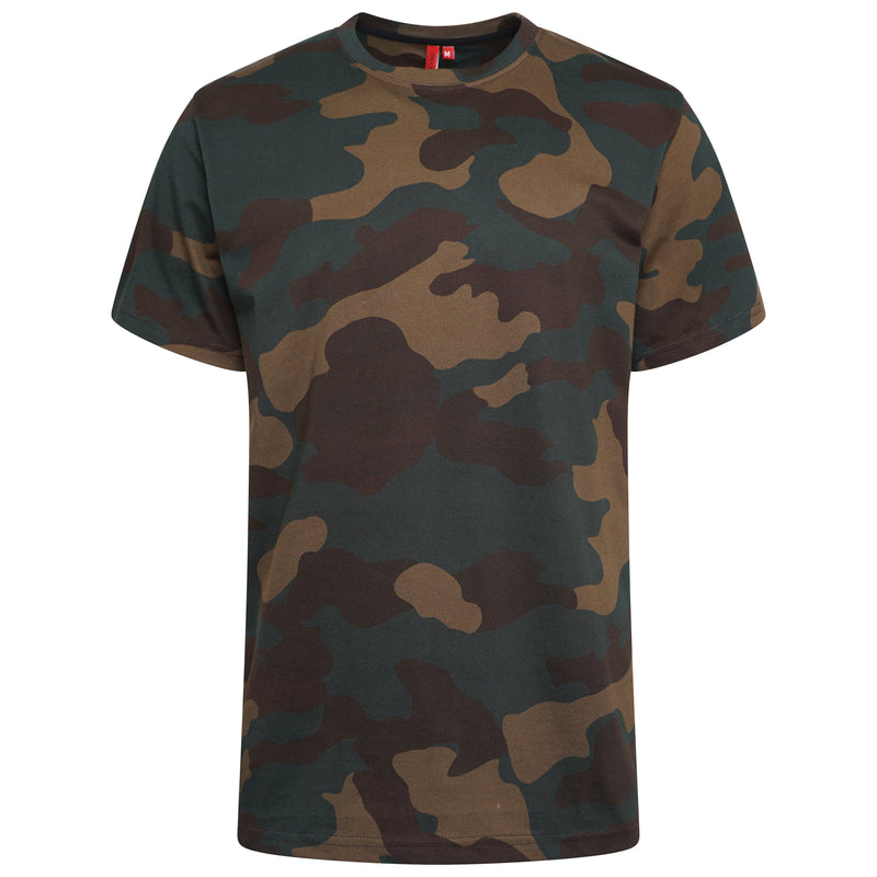 Cotton Camo T-Shirt