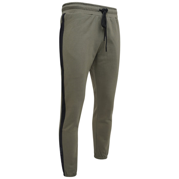 Cotton Khaki Sweatpants