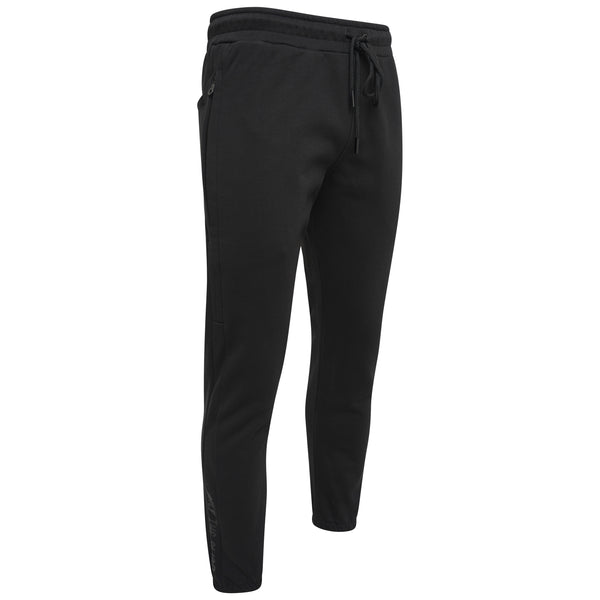 Cotton Black Sweatpants