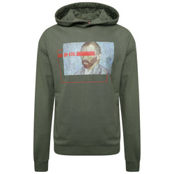 Cotton Khaki Vincent Sweatshirt