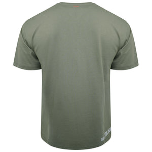 Cotton Khaki Vincent T-Shirt