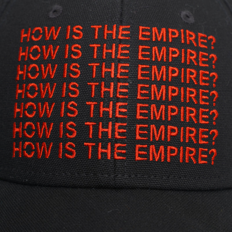 Black Empire Cap