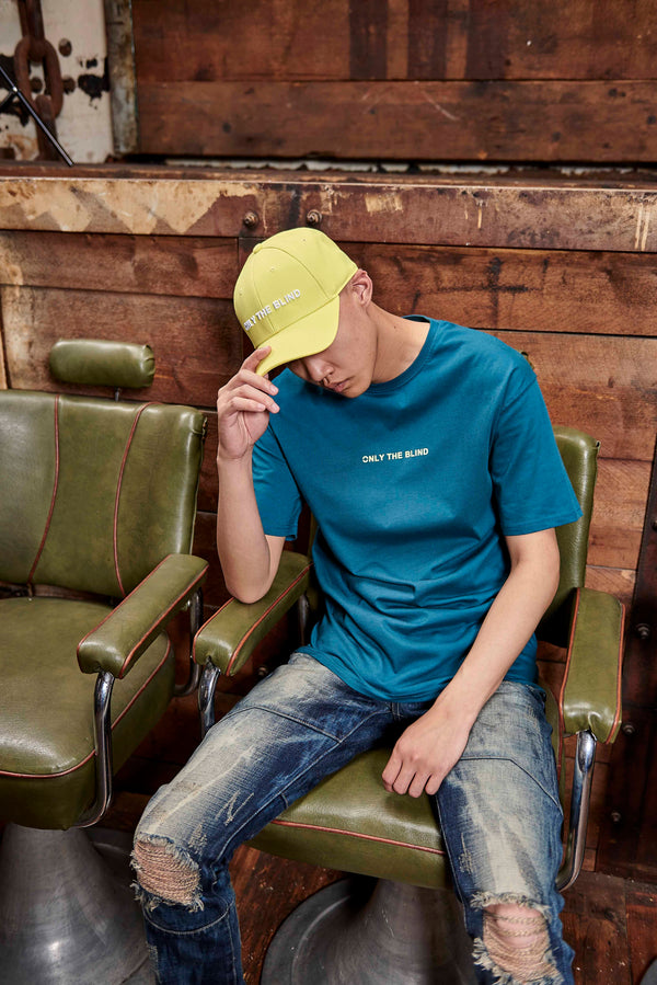 Essential Cotton Pine Oversized T-Shirt