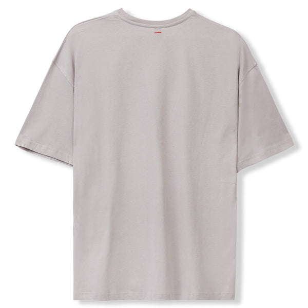Essential Cotton Space Grey T-Shirt