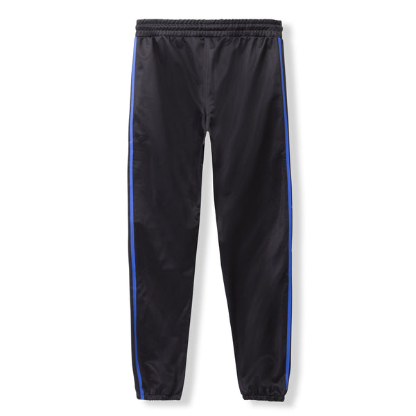 Black & Blue Racer Joggers