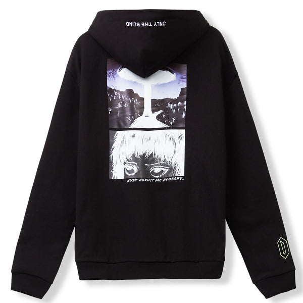 Black Abduction Girl Sweatshirt